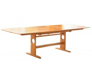 ercol Windsor Large Extending Table