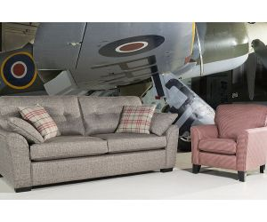 Alstons Tempest Three Seater Sofa/Sofabed