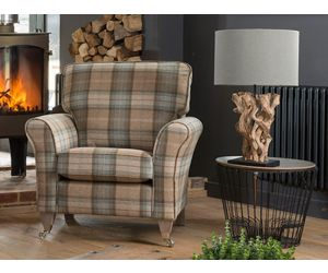 Alstons Franklin & Georgia Accent Chair