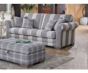 Alstons Georgia Three Seater Sofa