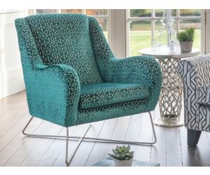 Alstons Jasmine Accent Chair