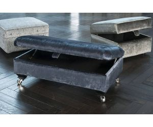 Alstons Fleming Footstool