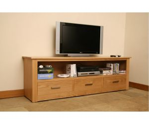 Andrena Elements Medium TV Entertainment Unit