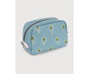 Belvoir Wash Bag - Blue