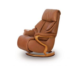 Himolla Chester Mid Swivel Recliner Chair