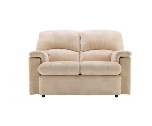 G Plan Chloe Fabric Two Seater Small Sofa