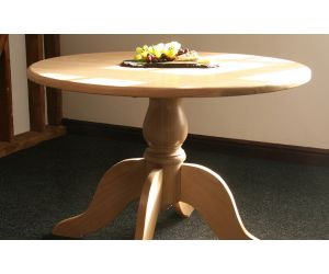 Andrena Pelham Fixed Top Pedestal Table