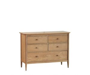 ercol Teramo 5 Drawer Chest
