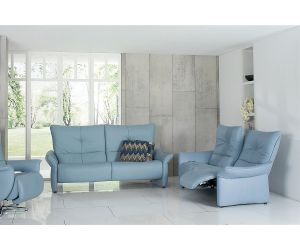 Himolla Brennand 2.5 Seater Sofa with fixed back