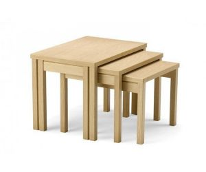 Skovby Nest of Tables Oak Lacquered (sm 224)