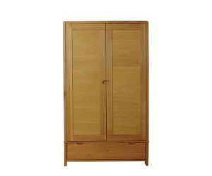 ercol Bosco 2 Door Wardrobe