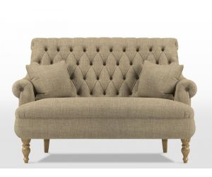 Wood Bros Pickering Two Seater Sofa