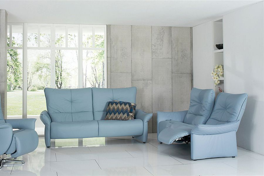 Awe Inspiring Himolla Brennand 2 5 Seater Sofa With Fixed Back Furniture Onthecornerstone Fun Painted Chair Ideas Images Onthecornerstoneorg