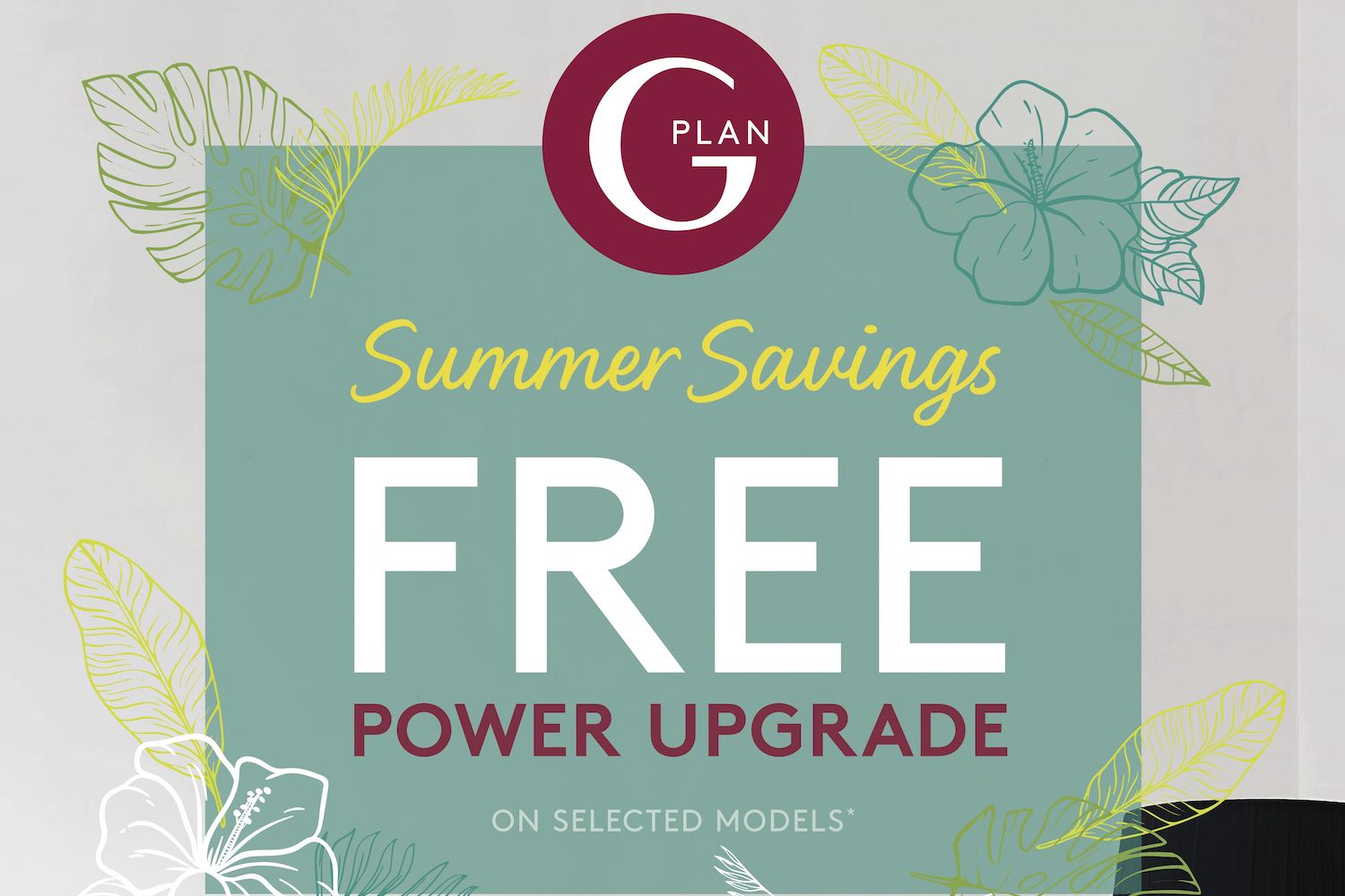 G Plan free power upgrade