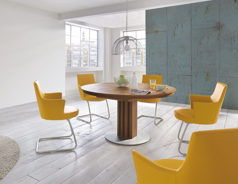 Venjakob Pur dining collection
