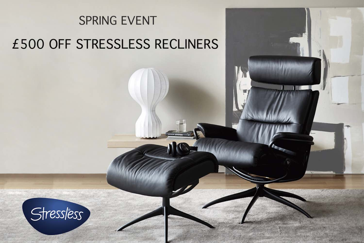£500 OFF STRESSLESS RECLINERS