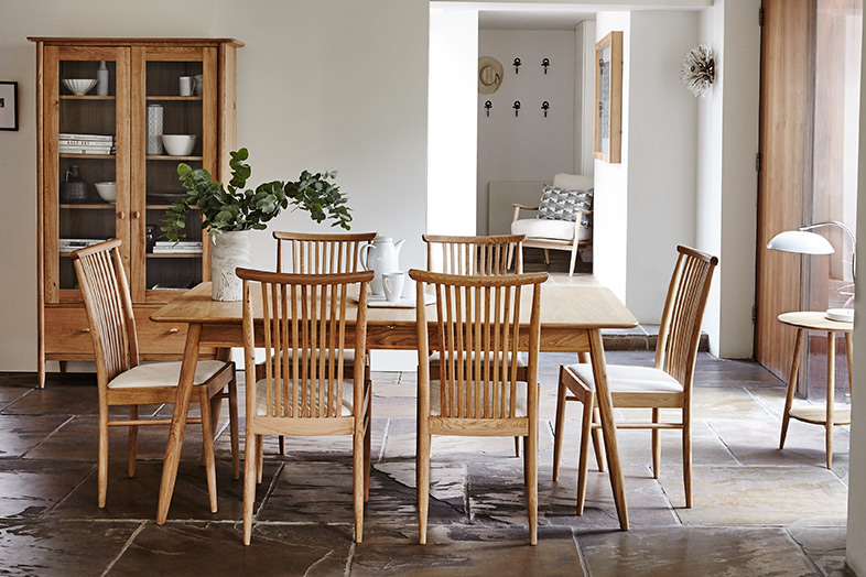ercol Teramo dining on special offer