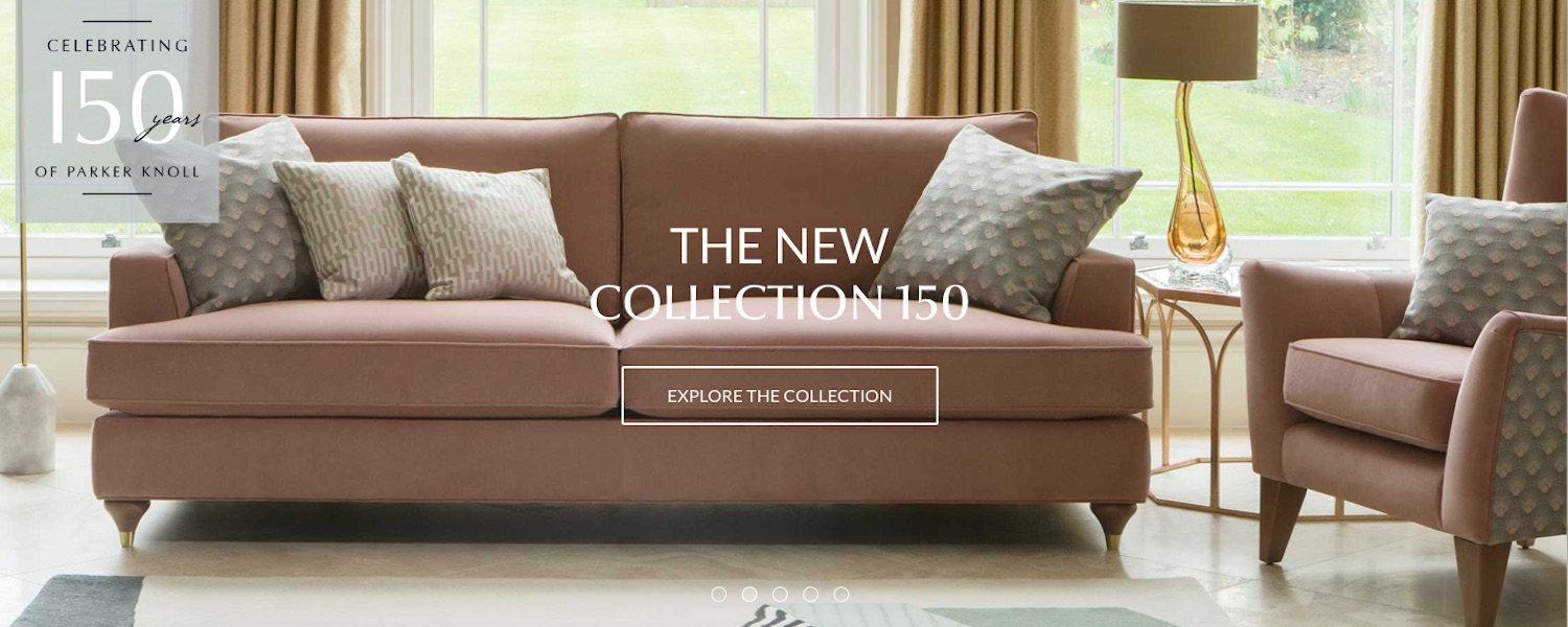 Parker Knoll 150 collection
